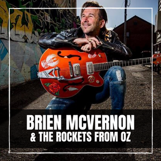 BRIEN MCVERNON AND THE ROCKETS FROM OZ