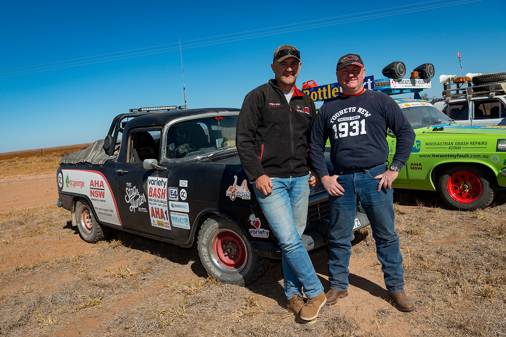 AHA NSW Variety Bash 2018