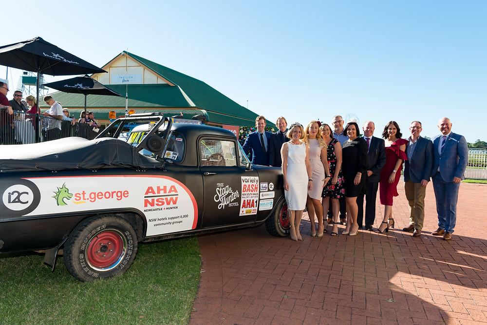 AHA Newcastle Hunter supports Varoety - the children's charity and the Variety NS Bash event