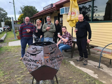 Farmer's Hotel Vacy ready to slow race for charity at this weekend's Vacy Village Carnival