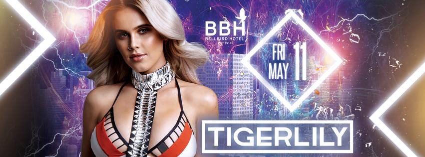DJ Tiger Lily What's On Newcastle Newcastle Live music