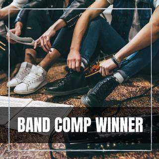 Sound Search Band Comp Winner