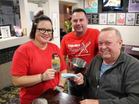 George Tavern Greenhills lends a hand to help Kiss Goodbye to MS