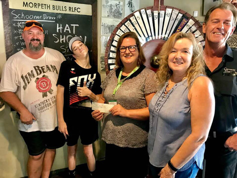Commercial Hotel Morpeth puts a new spin on community support