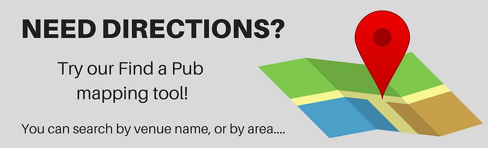 Find a pub map Newcastle