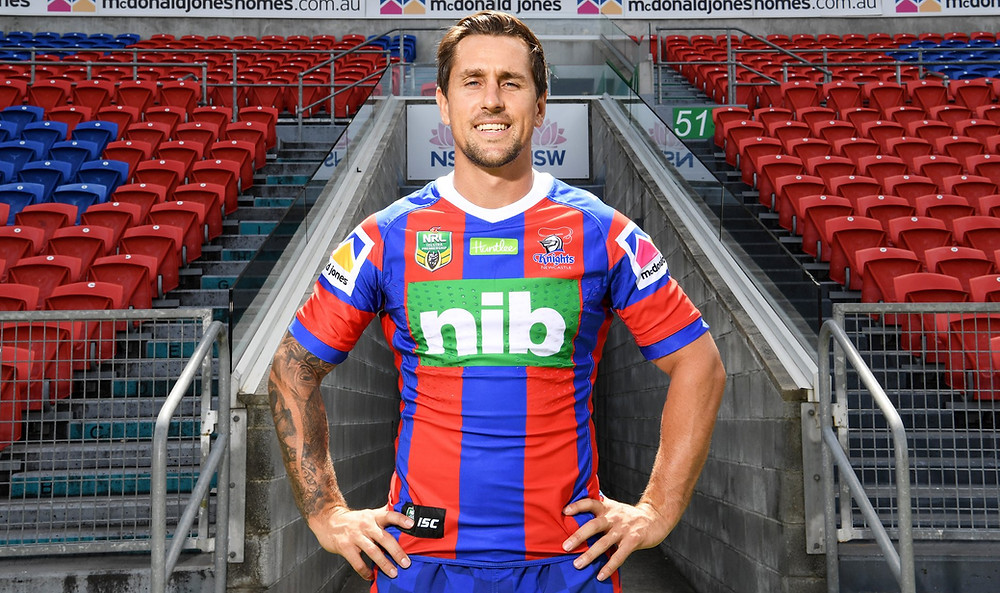 Newcastle Knigh star Mitchell Pearce will attend the AHA NSW Variety Bash fundraiser