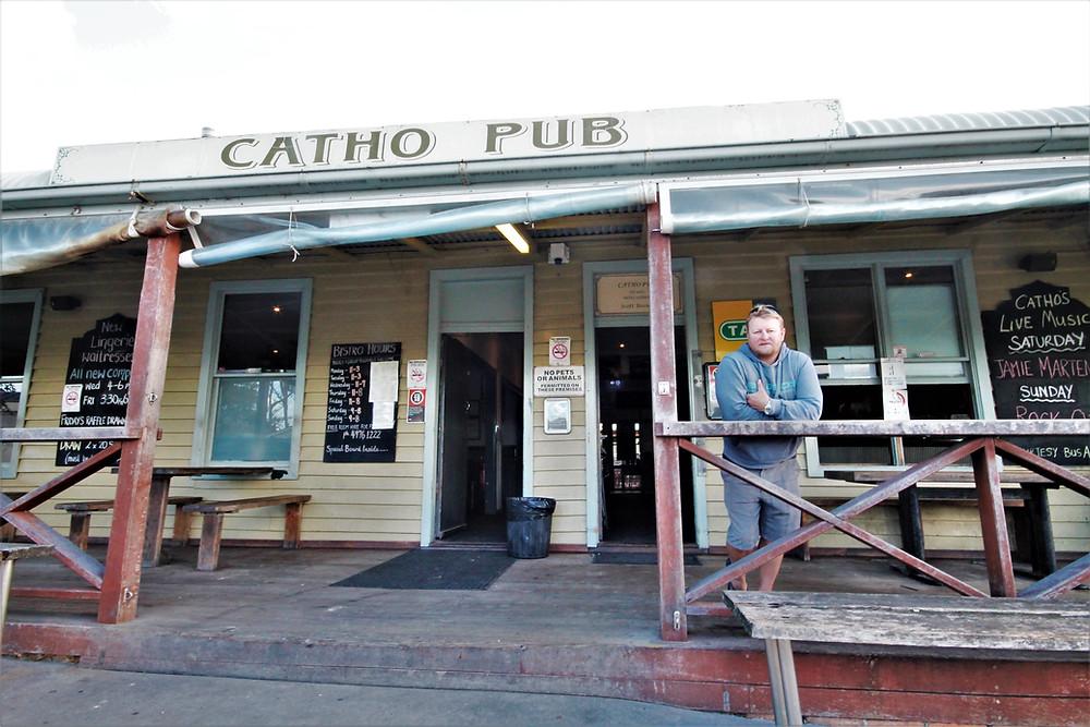 Catho Pub - Newcastle Pubs
