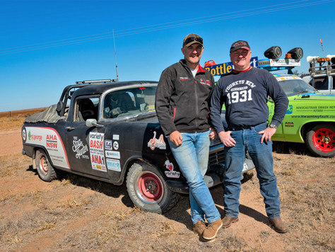 Local hoteliers ready to hit the road for this year's Variety Bash