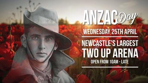 ANZAC Day Newcastle