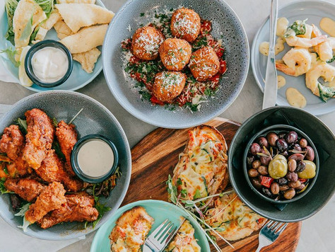 Stay fed in style as pubs and venues offer take-away, drive-through, and delivery menu options
