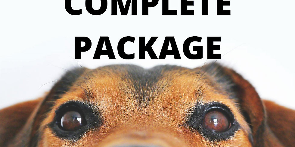 COMPLETE Clinic Package - START TODAY