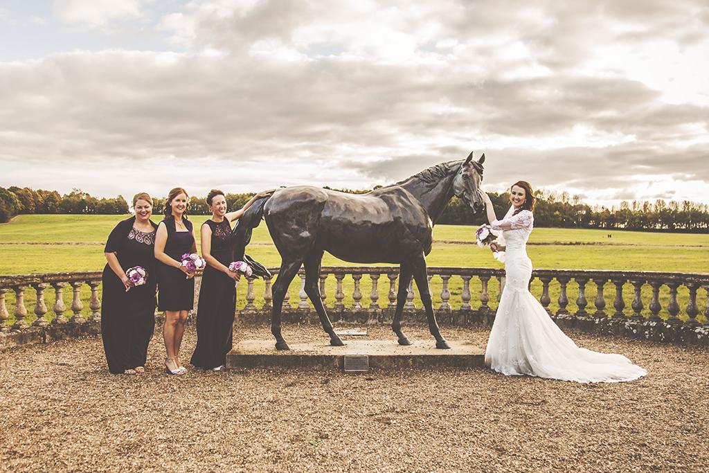 wedding photography bridesmaids