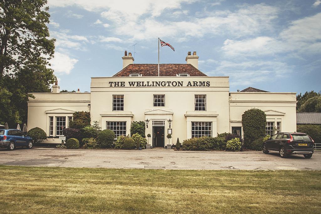 Wellington Arms, Basingstoke