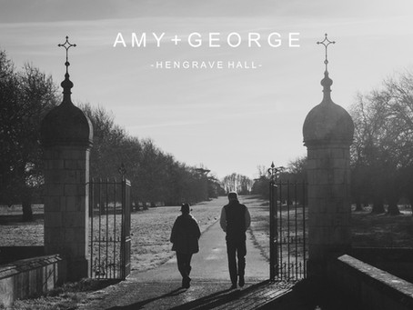 Amy & George - Hengrave Hall