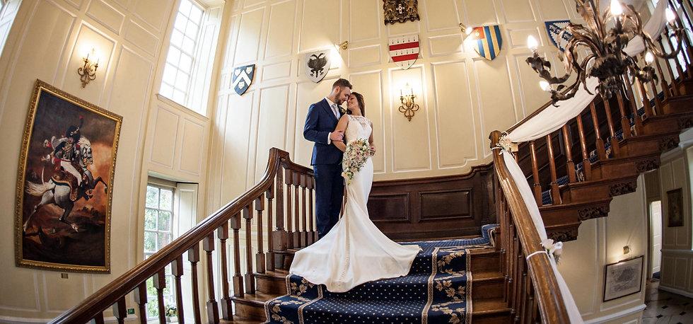 Gosfield Hall Wedding Venue-EPS Photography