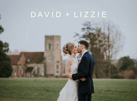 David & Lizzie - 14th February 2020 at Gosfield Hall