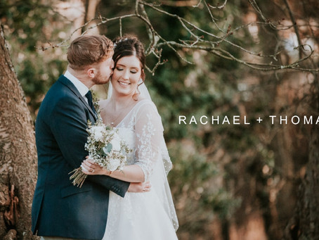 Rachel & Thomas 17th February 2018 - St Gregory's Church, Sudbury, Suffolk and The White Har