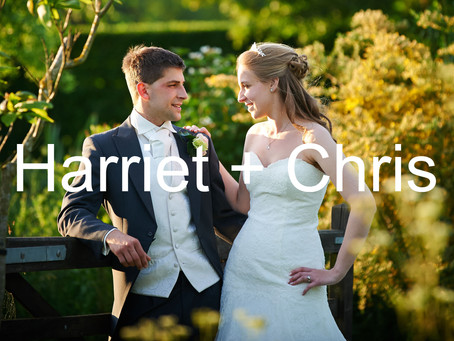 Harriet & Chris - 6th June - Little Maplestead Church