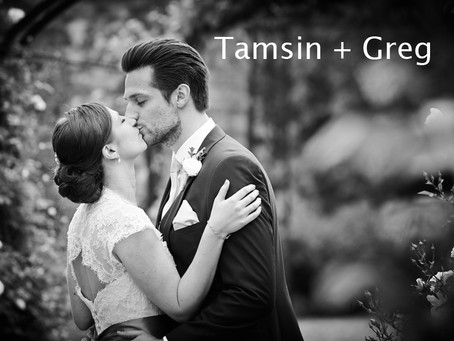 Tamsin & Greg - 13th June 2015 - Braxted Park