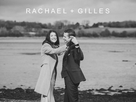 Rachael & Gilles Pre-Wedding Photo Shoot