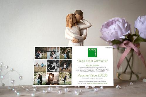 Couple Shoot Gift Voucher