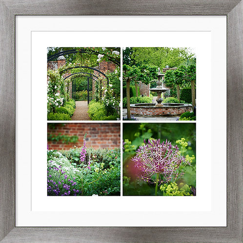 "Framed 12""x12"" Photographic Print - Braxted Park"