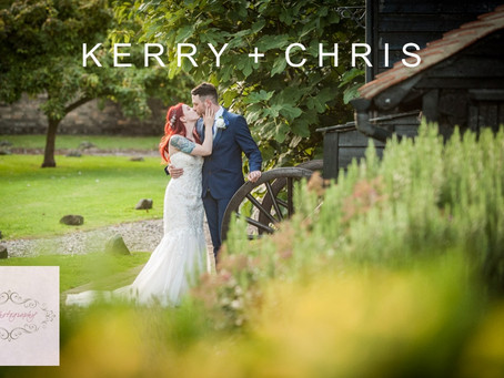 Kerry + Chris - 17th August 2017 - Crabbs Barn