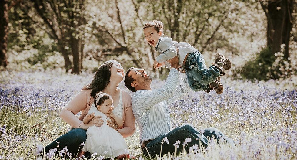 Family Portrait Photographer - Picture Box Portraits   Essex