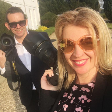 Photographing a wedding at the stunning Gosfield Hall Wedding Venue