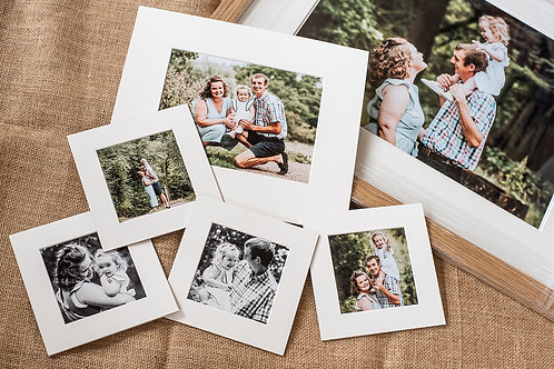 Portrait Gift Voucher - Large Frame & Print Collection + Deluxe USB Key