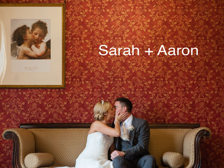 Sarah & Aaron - 2nd September 2016 - The Fennes Estate