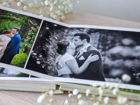 Folio Fine Art Wedding Album