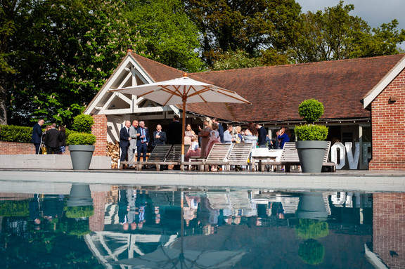 Le Masion Talbooth Wedding by Essex Wedding Photographers - EPS Photography