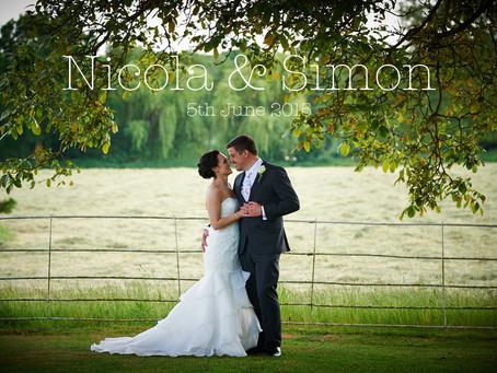 Nicola & Simon - 5th June - Gosfield Hall