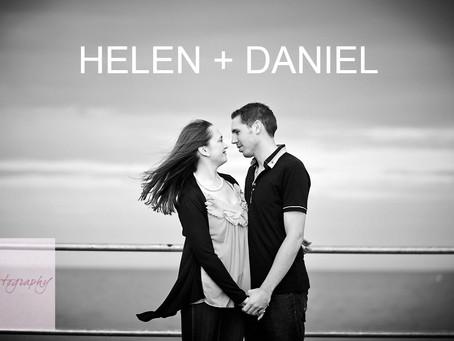 Helen & Daniel's Pre-Wedding Shoot - Dovercourt Seafront