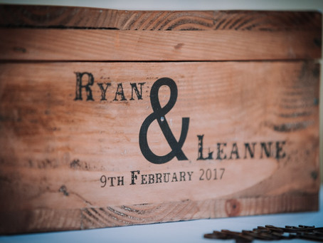 Leanne & Ryan - 9th February 2017 - Gosfield Hall