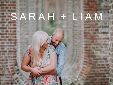 Sarah & Liam's Pre-Wedding Shoot