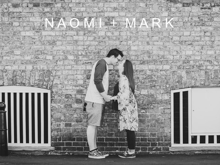 Naomi & Mark's Pre-Wedding Photo Shoot, Stratford St Mary, Essex