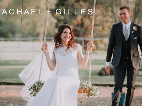 Rachael + Gilles - 23rd April 2017 - Gosfield Hall