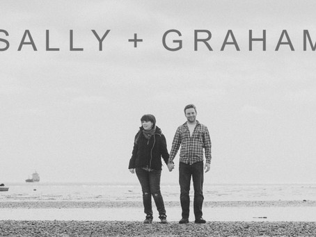 Sally & Graham's Pre-Wedding Photo Shoot
