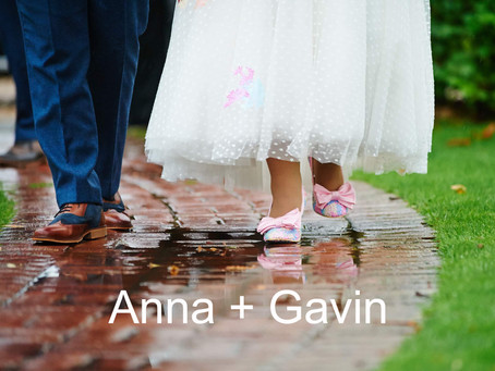 Anna + Gavin - 14th November 2015 - Crabbs Barn