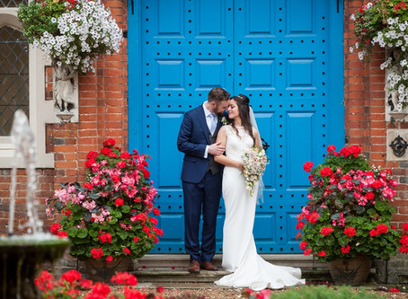 Lauren + Phil - Gosfield Hall