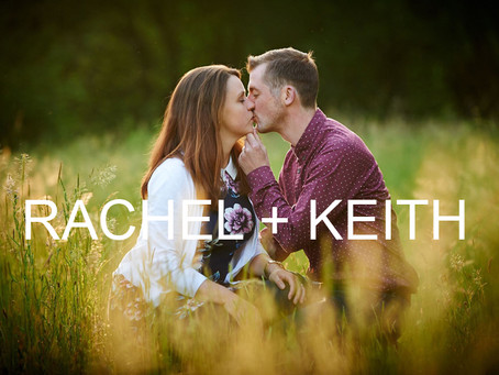 Rachel & Keith's Pre-Wedding Shoot - June 2015