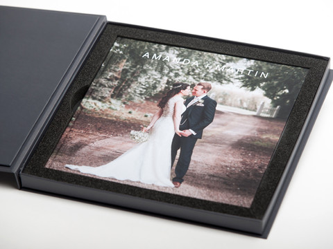 Coffee Table Book with Photo Cover