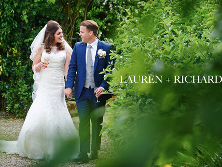 Lauren & Richard - The Reid Rooms - 10th June 2016