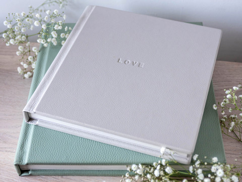 Folio Fine Art Wedding Albums with leather covers
