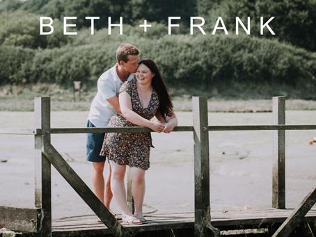 Beth & Frank's Pre-Wedding Photo Shoot