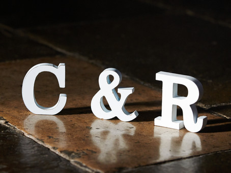 Ruth & Colin - 17th January 2015 Leez Priory