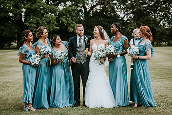EPS Photography Essex Wedding Photographer, Bridal Party, Reportage Photography