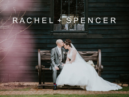 Rachel & Spencer 24th March 2018 - Crabbs Barn